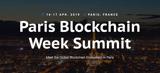 Paris Blockchain Week Summit 2019
